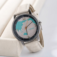 Trendy Designer's Gift Good Price Stylish New Arrival Awesome Great Deal Men Ladies Simple Design Watch [4933061188]