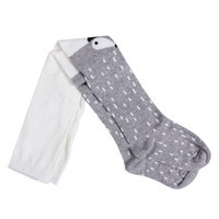 New Autumn Cartoon Fox Baby Girl Tights Cotton Cute Children Stocking Baby Pantyhose For Kid