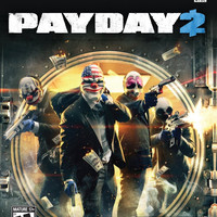 Payday 2 - Xbox 360 (Very Good)