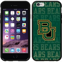 Coveroo, Inc. Baylor Bears Repeating iPhone 6 Switchback Snap-On Case 786-7539-BK-FBC (Black)