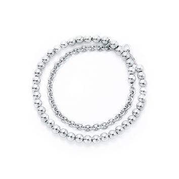 Tiffany & Co. - Bead Link Bracelet