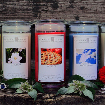 Our Original Spring 5 Pack Jewelry Candles