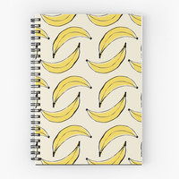 Banana Pattern by allysonjohnson