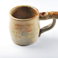 Topboro - Ceramic WakeNBake Pipe Mug Degenerate Crafts