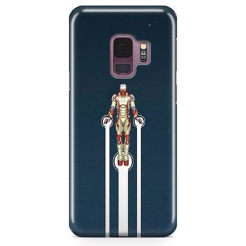 69 Iron Man Samsung Galaxy S9 Case | Casefantasy