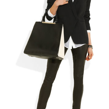 Calvin Klein Collection | Pati brushed-crepe blazer | NET-A-PORTER.COM