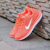 """Nike"" Fashion Breathable Sneakers Sport Shoes"