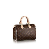 Louis Vuitton Monogram Canvas Speedy 25 M41109 tote bag