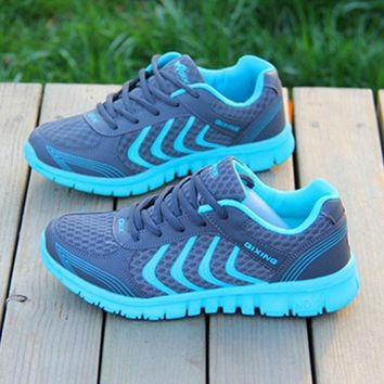 Women shoes 2017 summer fashion new ventilation casual shoes with comfortable and supe