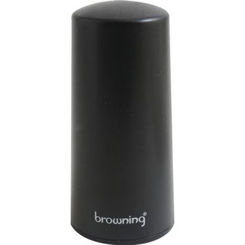 Browning(R) BR2445 450MHZ-465MHz Pretuned Low-Profile NMO Antenna, 3 1-4 Tall
