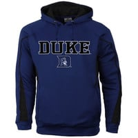Duke Blue Devils Renegade Pullover Hoodie - Royal Blue