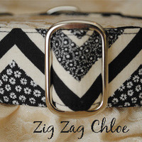 """Zig Zag Chloe"" from CollarMyHeart"