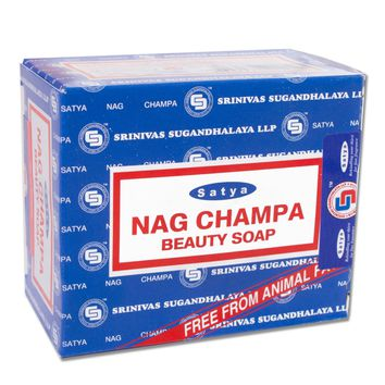 NEW! Nag Champa Soap