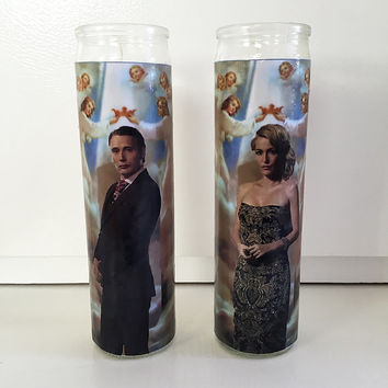 HANNIBAL NBC CANDLE Choose from Hannibal Lecter Bedelia Du Maurier