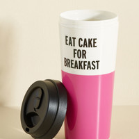 Niche Nutritionist Travel Mug | Mod Retro Vintage Kitchen | ModCloth.com