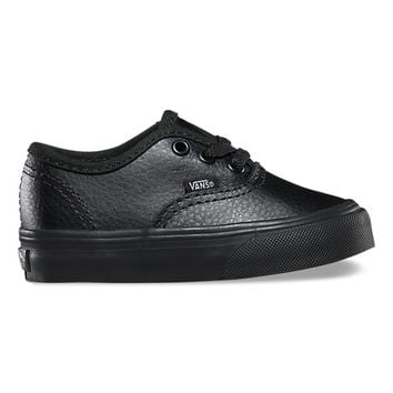 Toddlers Leather Authentic | Shop Toddler Shoes at Vans