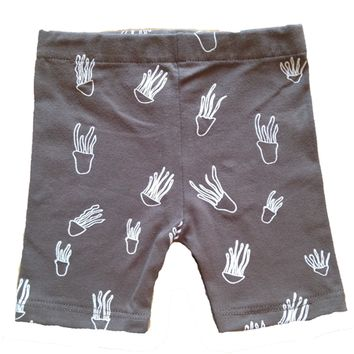 MOCHA 'FLOATING JELLYFISH' SHORTS