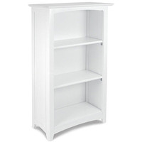Walmart: KidKraft - Avalon Tall Bookshelf, White