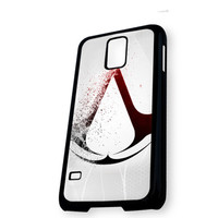 Assasin Creed Logo Samsung Galaxy S5 Case