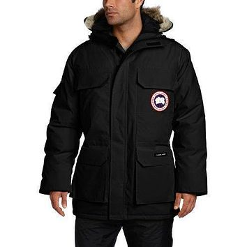Canada Goose Men's Expedition Parka Coat| Best Deal Online