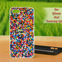 Sprinkle Colorful - For iPhone case, Samsung Galaxy case and iPod case. Select an option
