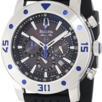 Bulova Men's 98B165 Marine Star Watch