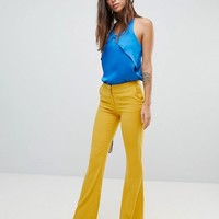 Y.A.S Boot Flare PANTS at asos.com