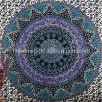 Mandala Wall Hanging, Indian Tapestries, Mandala Tapestries, Bohemian Tapestries, Indian Star Mandala, Indian Wall Hanging, Etchnic Art