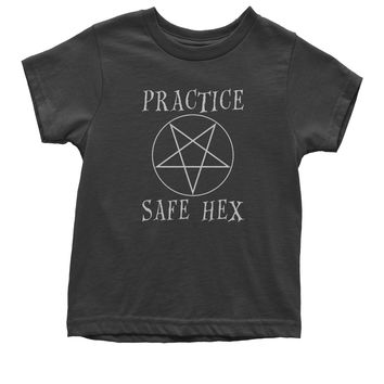 Practice Safe Hex Youth T-shirt