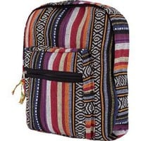 Woven Ethnic Stripe Backpack 196167950 | backpacks | Tillys.com