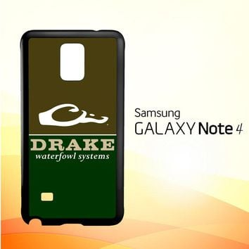 Drake Waterfowl Systems Camo X3442  Samsung Galaxy Note 4 Case