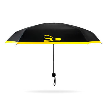 Design Stylish Strong Character With Pocket Uv Proof Umbrella [10151573388]