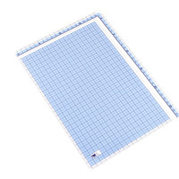 JetPens.com - Sun-Star Grid Shitajiki Writing Board - A4
