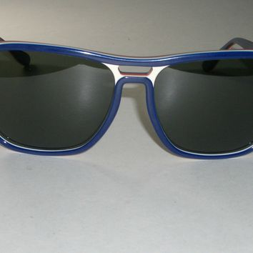 VINTAGE B&L RAY BAN G15 RED/BLUE/WHITE OLYMPIC STATESIDE TRADITIONALS SUNGLASSES