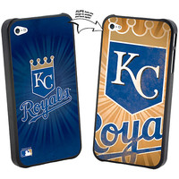 Kansas City Royals iPhone 4 Logo Lenticular Case - MLB.com Shop