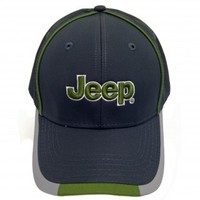 Jeep Charcoal Performance Cap   Hats & Caps   Jeep Apparel   My Jeep Accessories