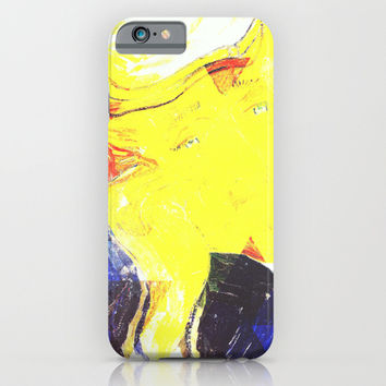 Dr. Gachet  iPhone & iPod Case by Monica Kay