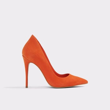Cassedy Orange Women's Pumps | ALDO US
