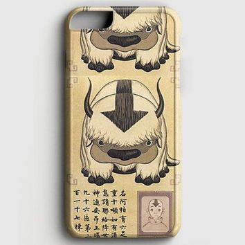 Appa Avatar The Last Airbender iPhone 8 Case