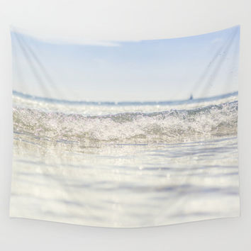 Refrigerator Wall Tapestry by HappyMelvin
