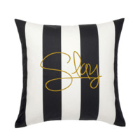 SLAY THROW PILLOW
