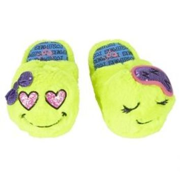 Emoji Slippers | Girls Backpacks Uniform Shop | Shop Justice