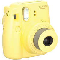 Fujifilm Instax Mini 8 Instant Camera (yellow) - Default
