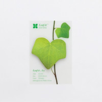 Small Ivy Leaf Sticky Note