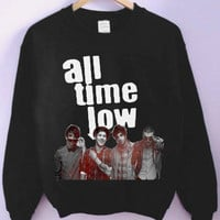 All Time Low Crewneck/Sweatshirt