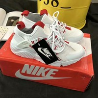 """""""Nike Lv Supreme"""" Fashion Casual All-match Elasticity Unisex Sneakers Couple Running Shoes"""
