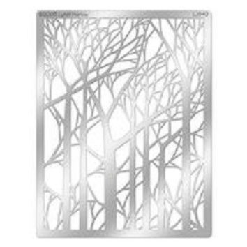 Bare Trees Stampendous Stencil [DWLJ849]