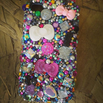 Glamour Girl Confetti Case for iPhone5