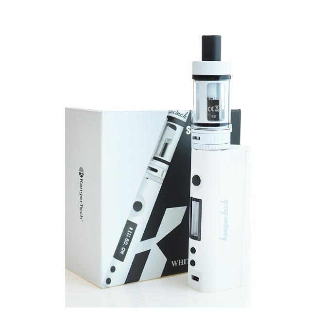 Kanger SUBOX Mini Starter Kit - White Edition