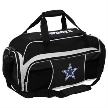Dallas Cowboys NFL Tuck Sport Gym Bag (Black)